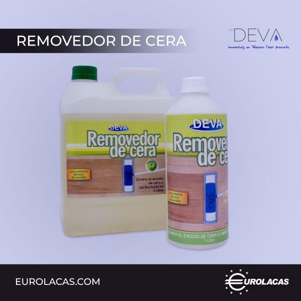 Removedor de Cera | Eurolacas | Quideva