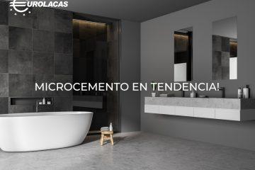 Blog tendencia microcemento Eurolacas